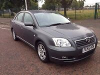 (55) Toyota Avensis t3 - x 1.8 , mot - September 2017, full service history ,3 owners,vectra,accord