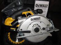 NEW Dewalt DC310 28v Cordless Circular Saw Kit