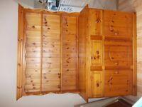 Pine Welsh Dresser, Vintage Fashion Upcycle?