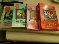 Simpson box sets