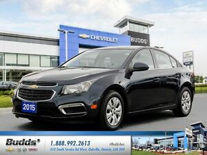 2015 Chevrolet Cruze 1LT 0.9% for up to 24 months O.A.C.!