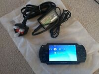 Sony PSP (charger and memory card included)