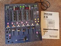 TASCAM X-9 Professional Digital DJ Mixer