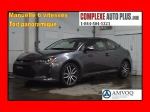 2014 Scion TC Manuelle 6 vit. *Toit panoramique, Mags
