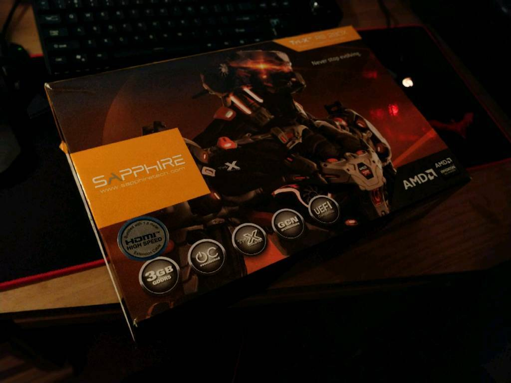 Radeon R9 280x Toxic edition