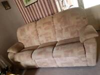 G plan Wexcombe sofa suite 2 and 3 seater