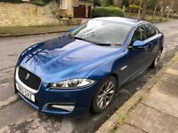 Jaguar XF auto diesel full dealer service history, 1 owner from new. HPI clear