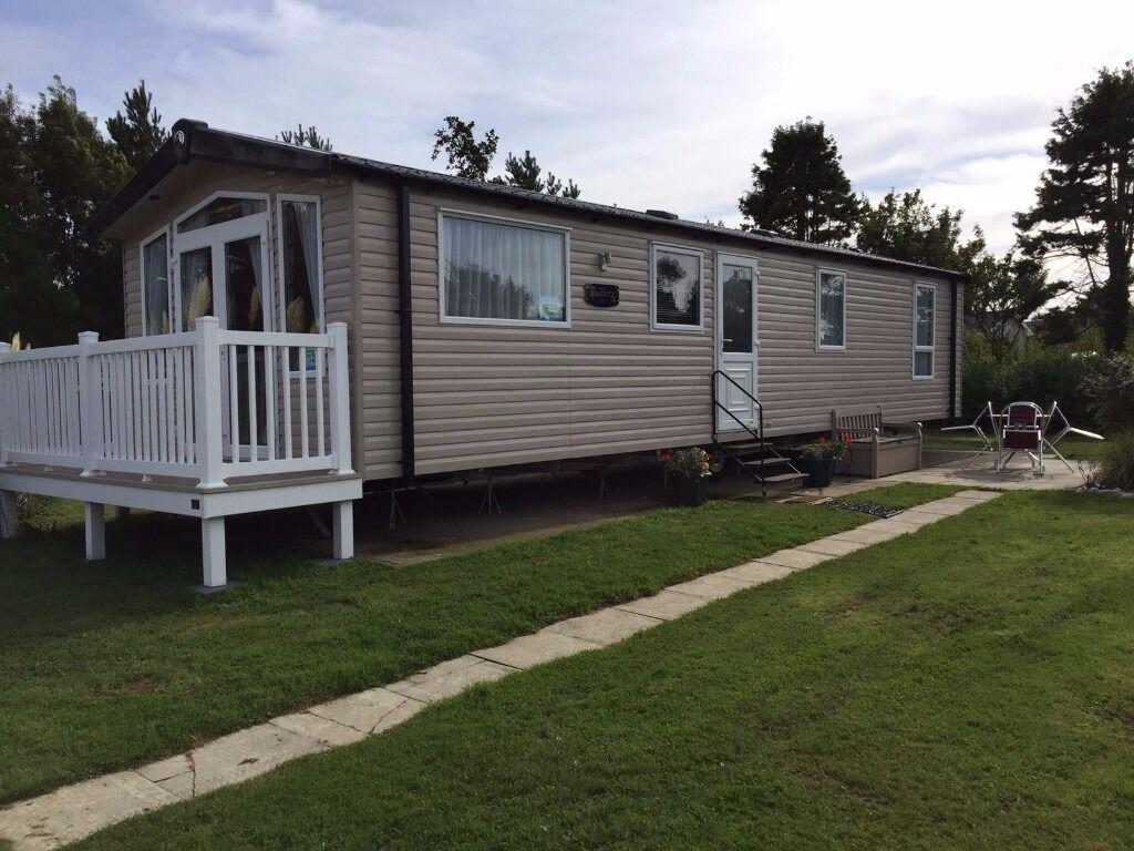 New Caravan For Hire At Hafan Y Mor North Wales Dbg Ch