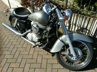 HONDA SHADOW VT 125 SPECIAL EDITION FULL MOT