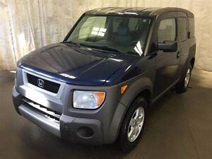 2003 Honda Element Y-Package