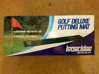 Brand new Golf Putting mat