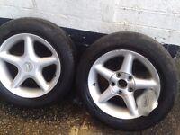 alloy wheel for vw, audi 15'' 5x112