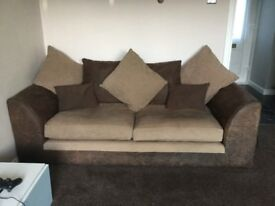 2 x Sofa's for sale