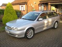 2005 Jaguar X-Type Sport 2.0 Diesel Estate.VGC.Long MOT.P/X welcome.