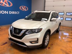 2018 Nissan Rogue SV AWD/ PANO SUNROOF/ HEATED SEATS/ BACK-UP...