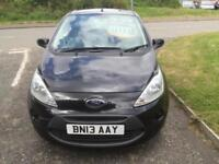 FORD KA 1.2 Edge [Start Stop] (black) 2013