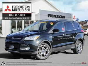2014 Ford Escape SE! 4X4! HEATED LEATHER! BACKUP CAM!