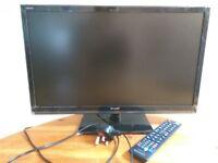"Tv-monitor sharp LC-22DFE4011K 22 "" FullHD LED DVD Player"