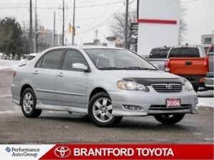 2006 Toyota Corolla Sold.... Pending Delivery