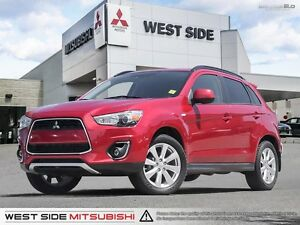 2015 Mitsubishi RVR SE Limited–Accident Free–Heated Seats/Mirror