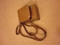 Leather box vintage