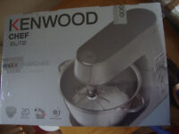 Brand New Boxed Kenwood Chef Elite Model NoKVC5100W