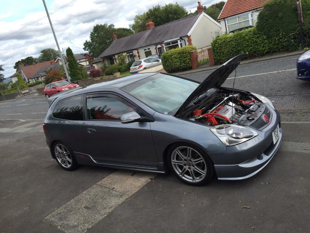 2005 cosmic grey honda civic type r in blackburn lancashire gumtree. Black Bedroom Furniture Sets. Home Design Ideas