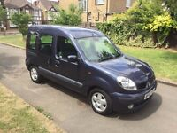 Renault Kangoo 1.6 16v Expression 5dr, p/x welcome 6 MONTHS FREE WARRANTY