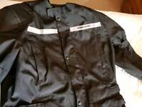 Hein Gericke motorcycle jacket and j&s trousers