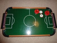 Table Top games tables (air hockey / football, football, pool/snooker)