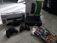 Xbox360 4GB with accessories