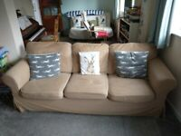 IKEA Ektorp three seater sofa REDUCED