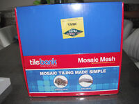 MOSAIC TILE MESH BACKERS