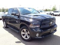 2015 Ram 1500 ***SPORT***LEATHER,HEATED,COOLED SEATS***POWER SUN