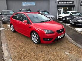 FORD FOCUS 2.5 ST-3 5d 225 BHP (red) 2007