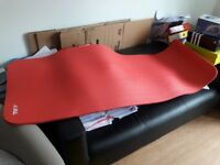 JLL Yoga Mat 1.5cm/0.6 inch Thick (Good Condition)
