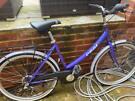 Ladies Real town bike