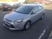 2011 11reg Ford Focus 2.0 Tdci Titanium Silver Good Runner