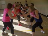Punch more for less classes in Fleckney