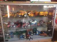 Wanted Britains farm toys and Britains Autoway models for own collection.
