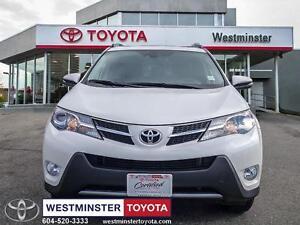 2013 Toyota RAV4 Toyota Certified