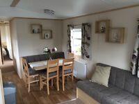 29 July - 5 Aug Summer holiday at Doniford bay in 3 bed prestige caravan