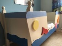 Childs Cabin Bed - Bespoke