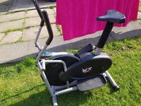 Exsercise gym bike