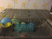 Large Hamster Cage. Savic Ruffy 2 (80x50). Excellent condition.