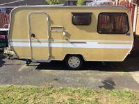 Bargain Genuine retro caravan (Reposted)