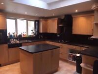 Newly built Large 2 bed flat - all new appliances - DSS + Working Accepted