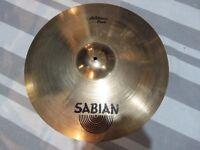 "Sabian AA 22"" Rock Ride Cymbal (REDUCED)"