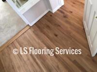 LS Flooring Services; specialising in Carpet and Luxury Vinyl installation