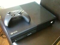 xbox one 500gb with games for ps4